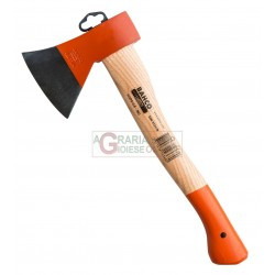 BAHCO ACCEPTS DARK MULTIPURPOSE WOODEN HANDLE GR. 1250
