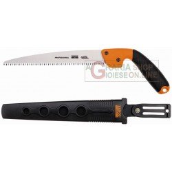 BAHCO ART. 5124-JS-H SHEAR FOR PRUNING, JS WITH SHEATH CM. 24