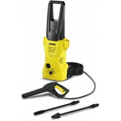 KARCHER high pressure CLEANER COLD WATER K. 2 WATTS. 1400 BAR