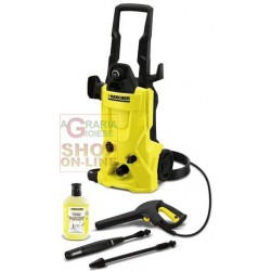KARCHER high pressure CLEANER COLD WATER K. 4 WATTS. 1800 BAR
