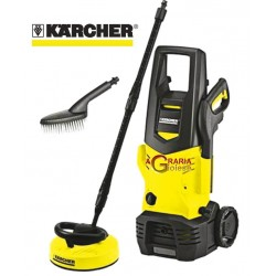 KARCHER high pressure CLEANER K3.150 BAR 120 WATT 1600