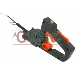 KASEI COMPLETE GRIP TO THE REAR TO THE HEDGE TRIMMER DOUBLE