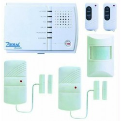 KIT, THEFT ALARM FOR HOME-GUARD PLUS-ALL WIRELESS