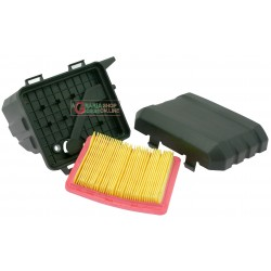 ASSEMBLY KIT COMPLETE AIR FILTER BOX FOR ENGINE LONCIN
