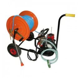 KIT PUMP WITH HOSE CART 2HP COD. 6128010