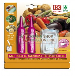 KOLLANT PYRINEX QUICK INSECTICIDE DOUBLE ACTIVE INGREDIENT 2