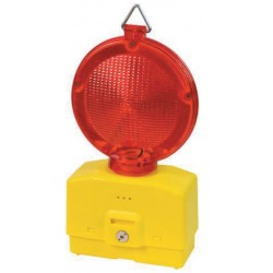 INDICATOR LED YARD LIGHT RED without battery