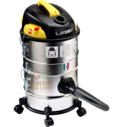 LAVOR BIDONE ASPIRACENERE ASHLEY KOMBO LT. 14 WATT. 1000