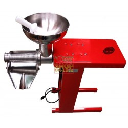 LEONARDI TOMATO MILL SAUSAGE FILLERS, ELECTRIC SP5 WITH ENGINE