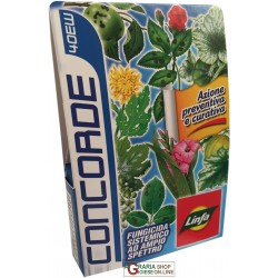 LYMPH CONCORDE 40EW SYSTEMIC FUNGICIDE, BROAD-SPECTRUM BASED ON