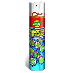 LYMPH FUNGICIDE SPRAY MULTI-PURPOSE FOR THE DEFENCE OF