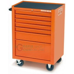 BAHCO CABINET HOLDERS WITH 7 DRAWERS CM. 67,7 x 50,1 x 95,0