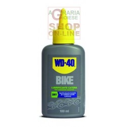 LUBRICANTS BIKE WD-40 DRY-TO-DRY LIQUID ML. 100