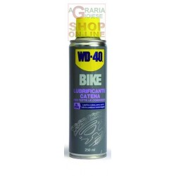 LUBRICANTS BIKE WD-40 SPRAY MULTI-PURPOSE ML. 250
