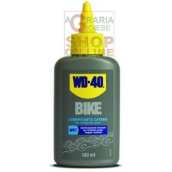 LUBRICANTS BIKE WD-40 WET-WET LIQUID ML. 100