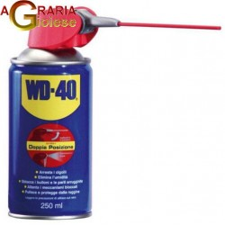 LUBRICANTS WD-40 SPRAY ML.250 WD40