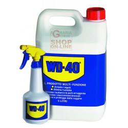LUBRICANTS WD-40 TANK WITH THE DISPENSER LT. 5