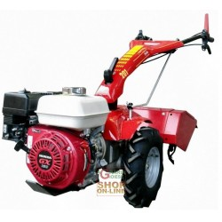 MAB WALKING TRACTOR 201 WITH GASOLINE ENGINE HONDA GX160 HP.