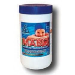 MABO GRANULAR LIMESCALE INHIBITOR OF METALS KG. 1