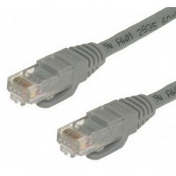 MACH POWER CABLE LAN CABLE UPT RJ45 PLUG GRAY MT. 10
