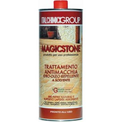 Magicstone trttamento anti-stain water-oil repellent for