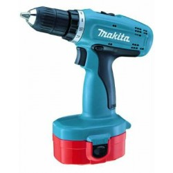 MAKITA DRILL DRIVER 6390DWAE3 18V 2 AH WITH 3 BATTERIES