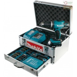 MAKITA DRILL WITH 2 BATTERIES 18-VOLT LITHIUM-BHP453RHEX
