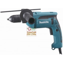 MAKITA ELECTRIC DRILL WITH PERCUSSION HP-1641 WATTS. 650
