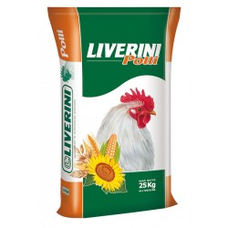 POULTRY FEED LIVERINI KG. 25