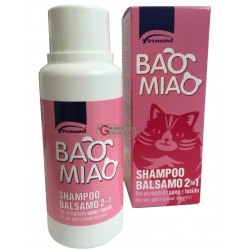 BAOMIAO SHAMPOO AND CONDITIONER NORMALIZING 250 ML.