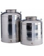 STAINLESS STEEL CONTAINERS, STANDARD