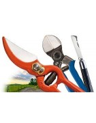 SCISSORS FOR PRUNING, TWO OXEN,